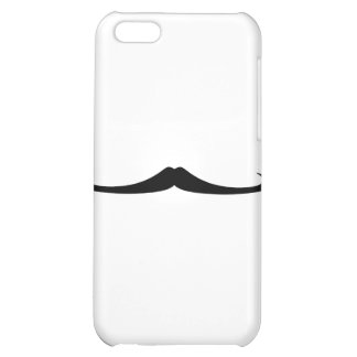 Mustache iPhone 5C Covers