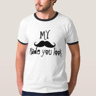 Mustache Look T-Shirt