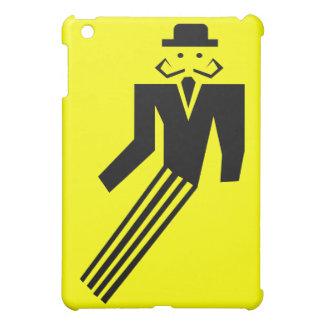 Mustache Man - Art Deco Cover For The iPad Mini
