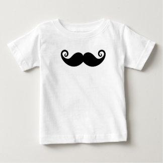 Mustache Mania Baby T-Shirt