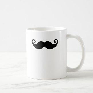 Mustache Mania Coffee Mug