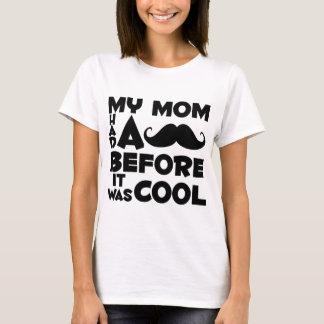 Mustache Mom T-Shirt