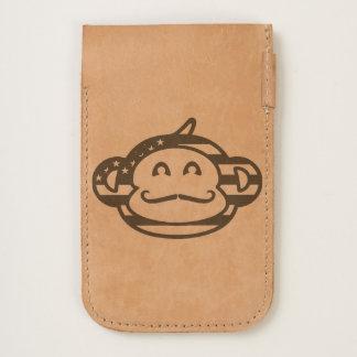 Mustache Monkey iPhone 6/6S Case