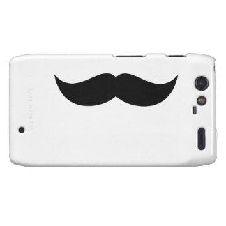 Mustache Motorola Droid RAZR Cover
