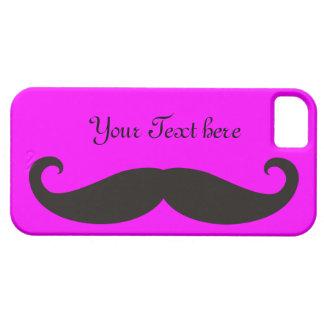 Mustache / Moustache / Schnurrbart iPhone SE/5/5s Case