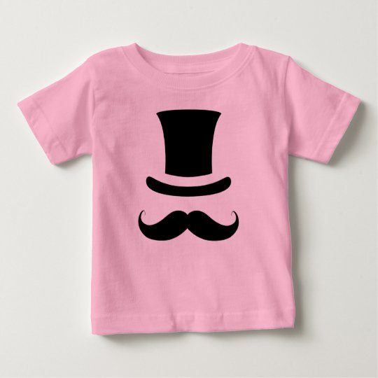 Mustache / Moustache Top Hat