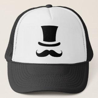 Mustache / Moustache Top Hat