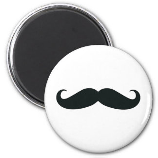 Mustache Mustache Mustache Magnet