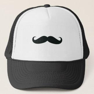 Mustache Mustache Mustache Trucker Hat
