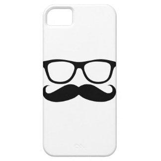 Mustache Nerd iPhone SE/5/5s Case