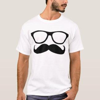 Mustache Nerd T-Shirt
