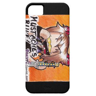 Mustache Ninja iPhone 5 Case