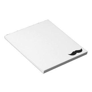 Mustache Notepad