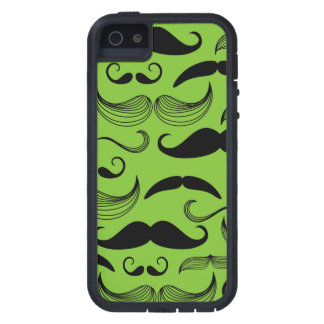 Mustache Pattern iPhone SE/5/5s Case