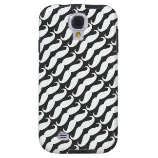 Mustache Pattern Samsung Galaxy S4 Galaxy S4 Case