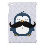 Mustache Penguin Cover For The iPad Mini