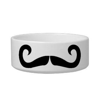 Mustache Pet Bowl