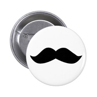 Mustache Pin