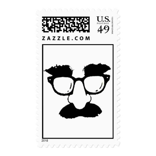 Mustache - Postage