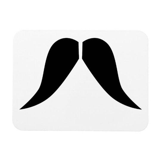 Mustache Premium Magnet