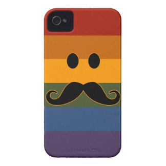 Mustache Pride custom iPhone case-mate