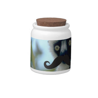 Mustache Qpc Template Candy Jar