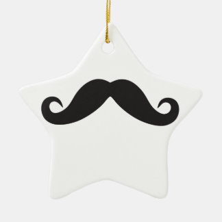 Mustache Qpc Template Christmas Tree Ornament