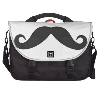 Mustache Qpc Template Computer Bag