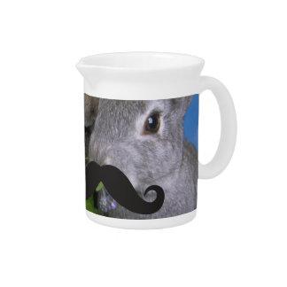 Mustache Qpc Template Drink Pitcher