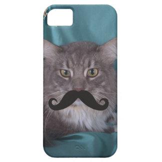 Mustache Qpc Template iPhone SE/5/5s Case