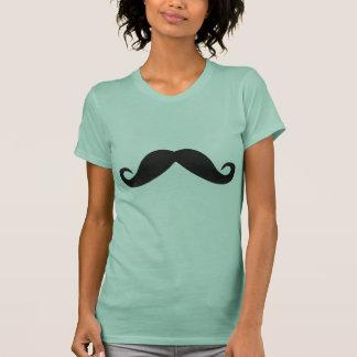 Mustache Qpc Template T-shirts