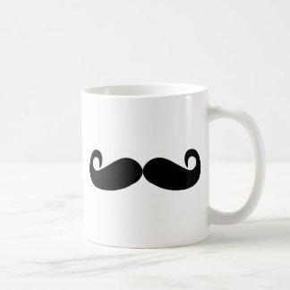 mustache quick create coffee mug