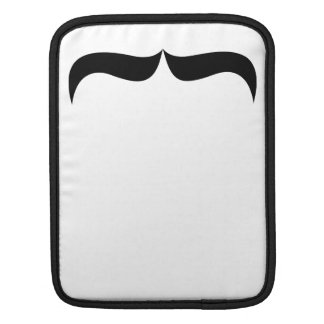 Mustache Rickshaw Sleeve Sleeves For iPads