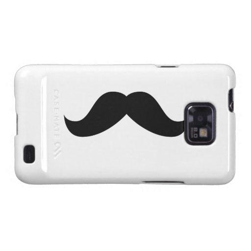 Mustache Samsung Galaxy Case