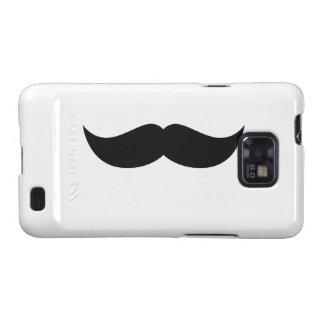 Mustache Samsung Galaxy Case Samsung Galaxy SII Cover