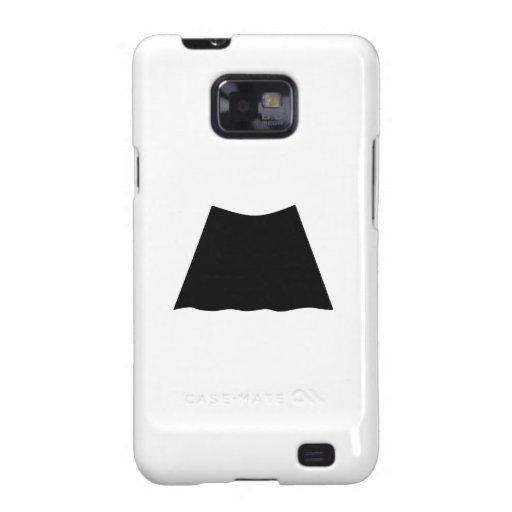 Mustache Samsung Galaxy S Covers