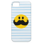 Mustache Smiley iPhone 5 Covers