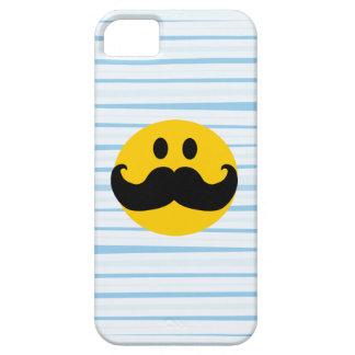 Mustache Smiley iPhone SE/5/5s Case