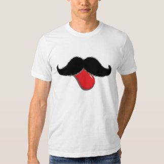 Mustache Tshirt