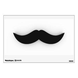 Mustache Room Stickers