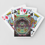 Mustache Walrus Bicycle Poker Cards