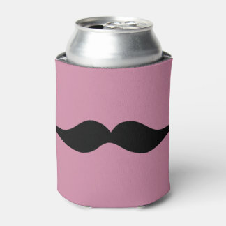 Mustache you for a beer can cooler