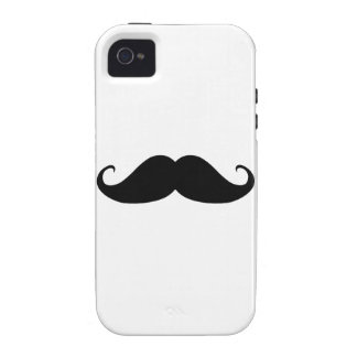 Mustache You Why? Case-Mate iPhone 4 Cover