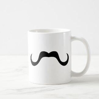 MustacheAmP20 Taza De Café