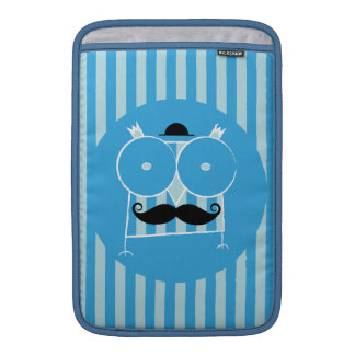 Mustached Owl iPad Sleeve
