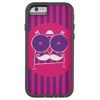 Mustached Owl iPhone Case (for any model)