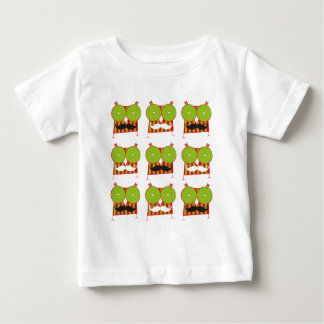 Mustached Owl T-Shirt