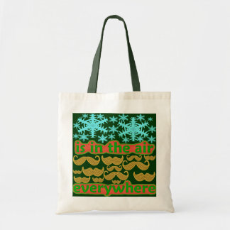Mustaches Everywhere Tote Bag