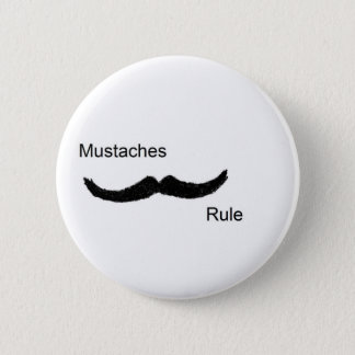 Mustaches Rule Button