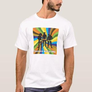 Mustachio Bashio 2008 T-Shirt